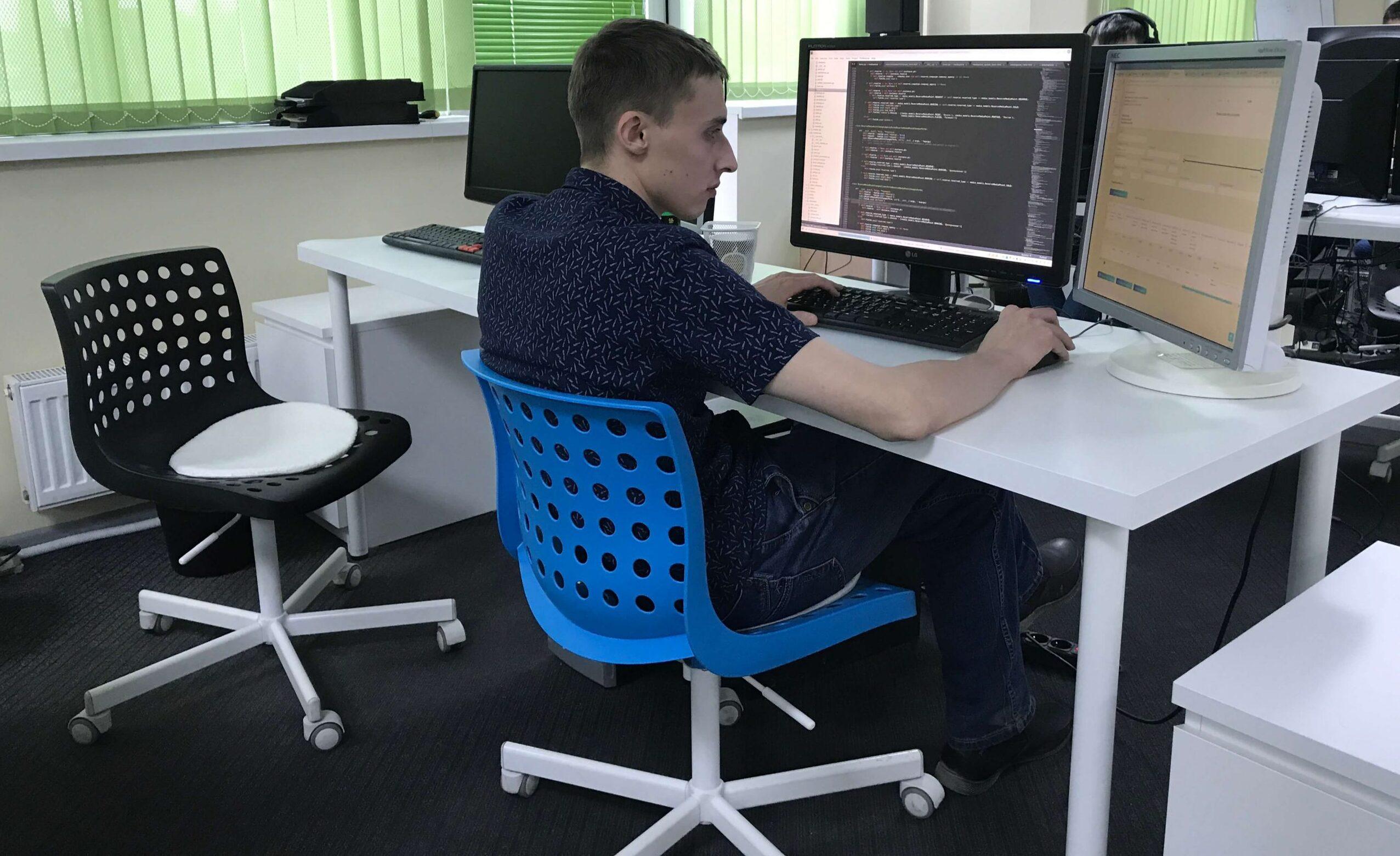 Motion logic расширяет команду в Екатеринбурге
